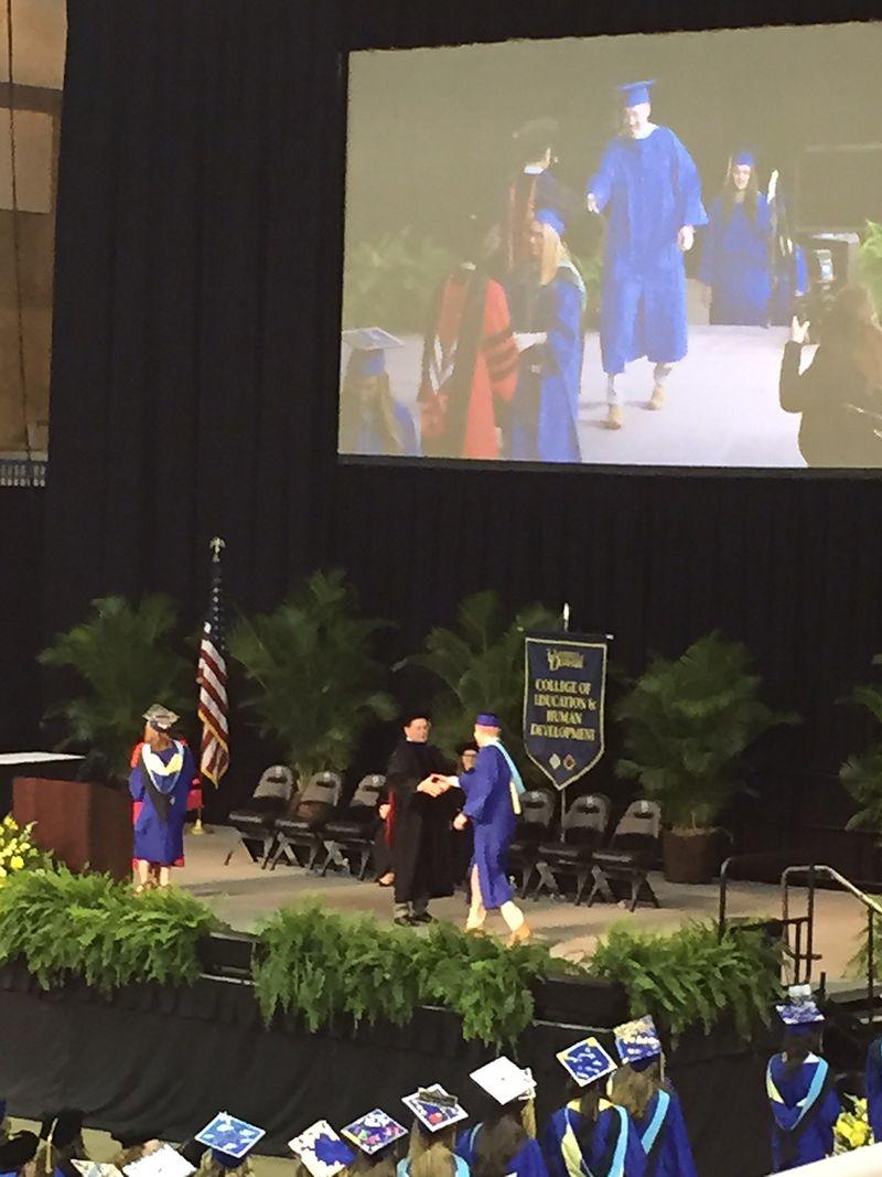 Jacob graduation 2