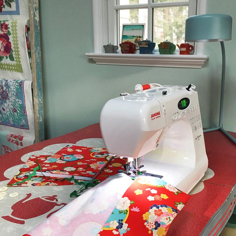 Monday Sewing