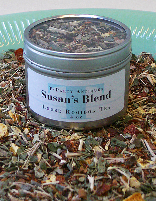 Susan's Blend Tin