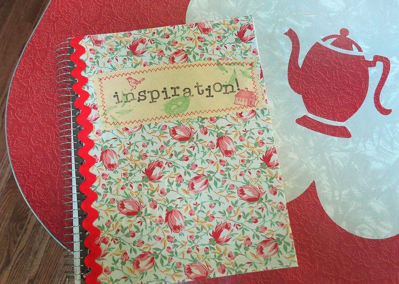 Susan's Inspiration Book
