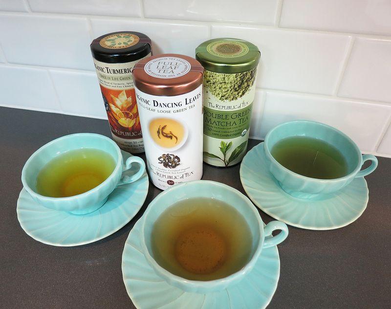 Republic of Tea Tasting 4