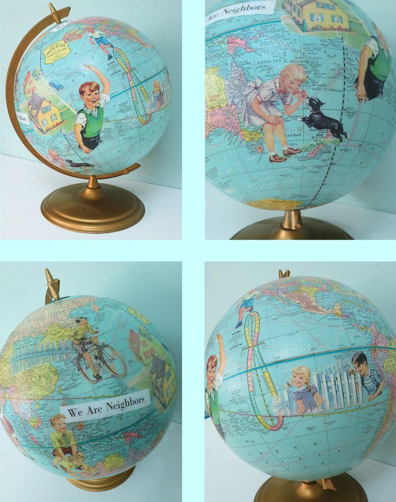 T-Party's Art Globe