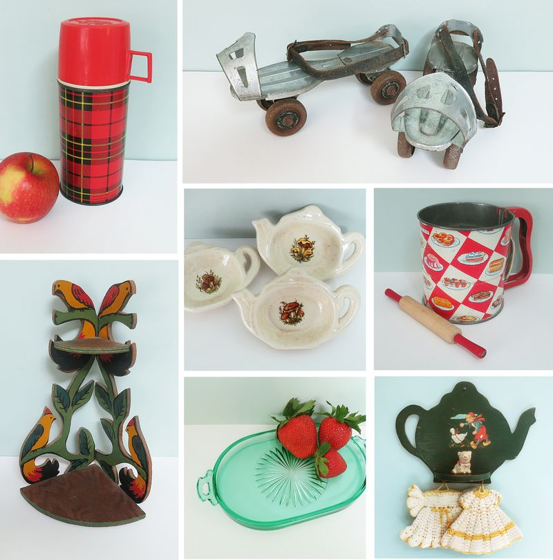 T-Party Antiques Items 1