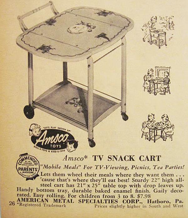 Amsco Cart Ad