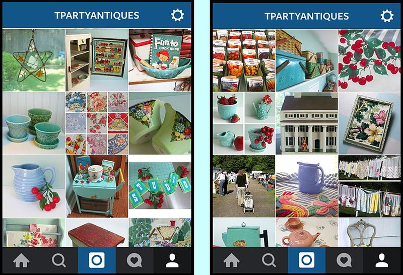 T-Party Antiques Instagram 8