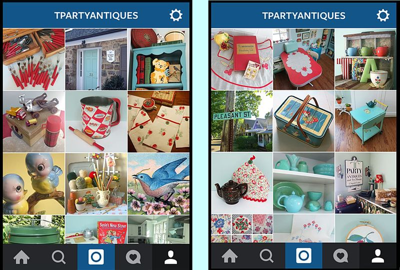 T-Party Antiques Instagram 9