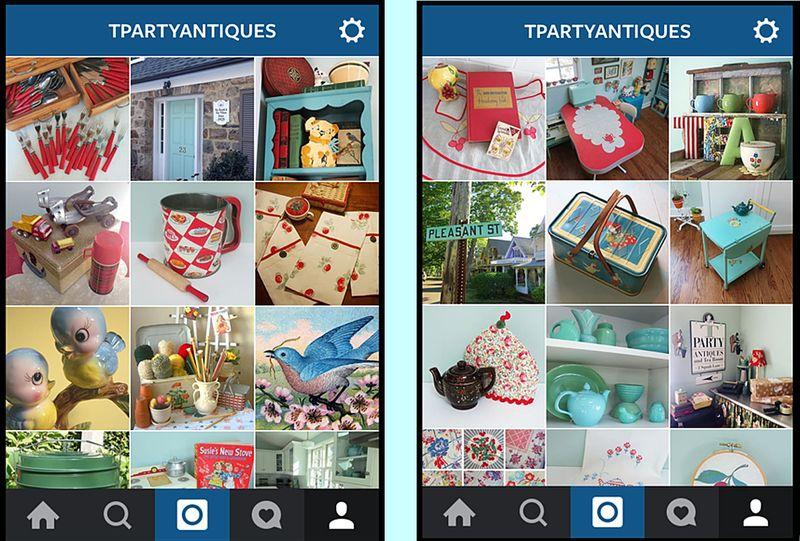 T-Party Antiques Instagram 9