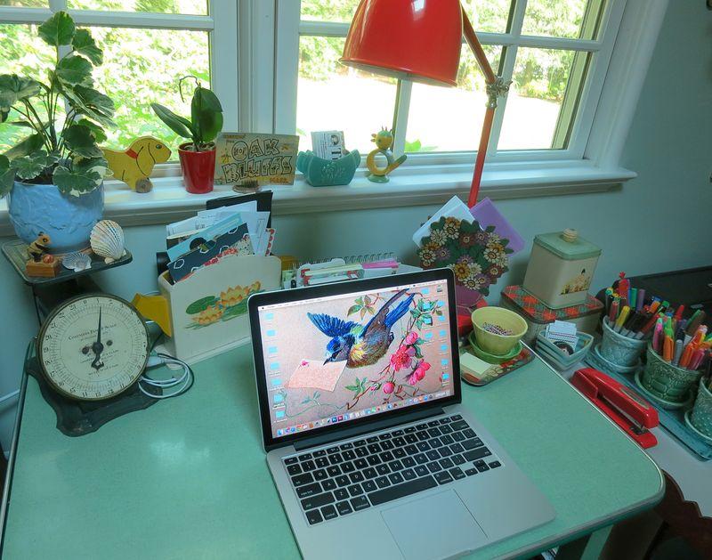 Borgen Studio Desk 4