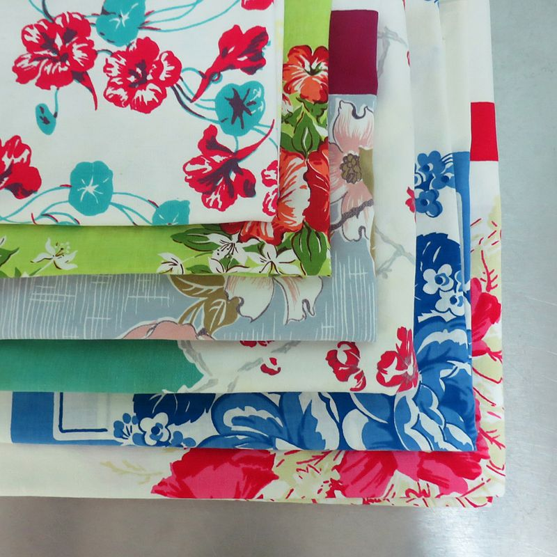Borgen Studio - 6 tablecloths