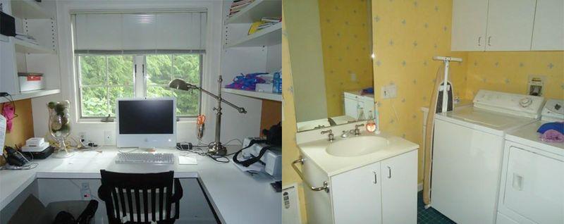Rooms that became Susan't Studio
