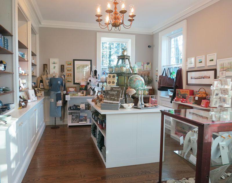NHS Museum Shop 1
