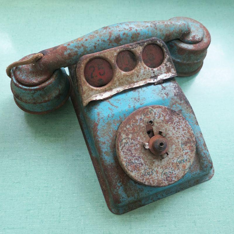 Rusty phone
