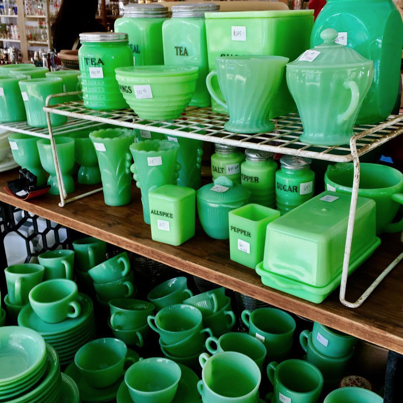 Jadeite at Brimfield