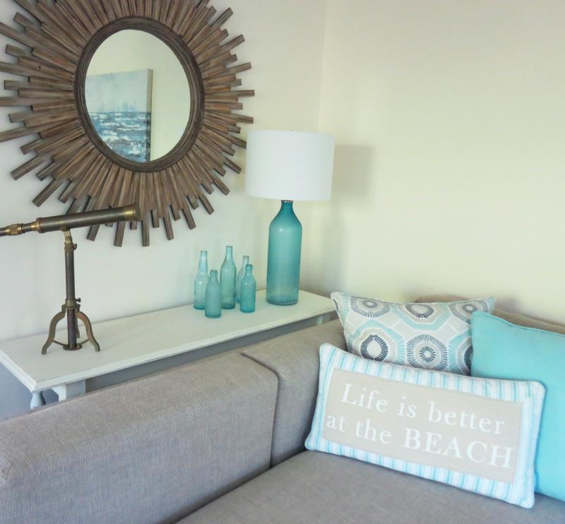 T-Party MV House Living Room Vignette