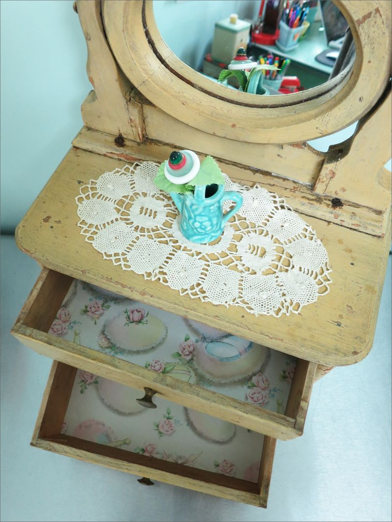 Doll Dresser Drawers