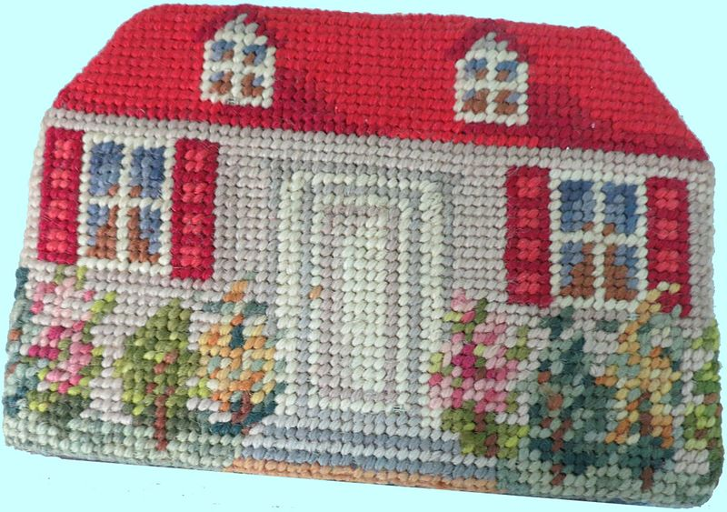 Needlepoint Cottage