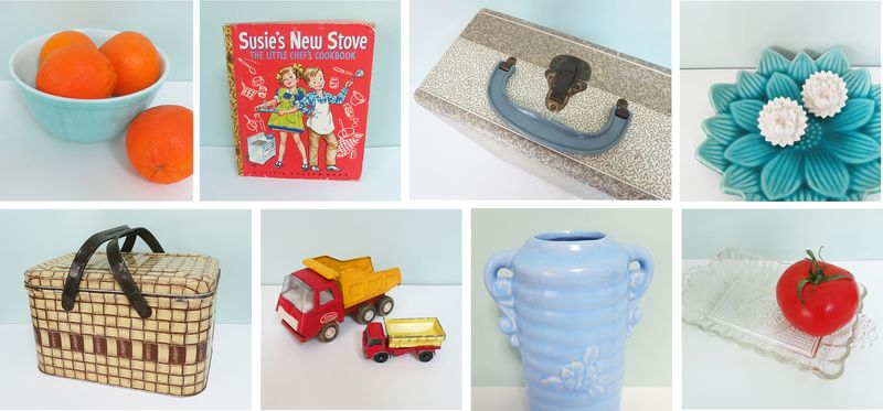 T-Party Antiques Items 2