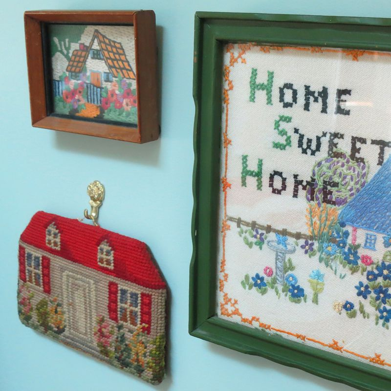 Borgen Studio - cottage stitchery