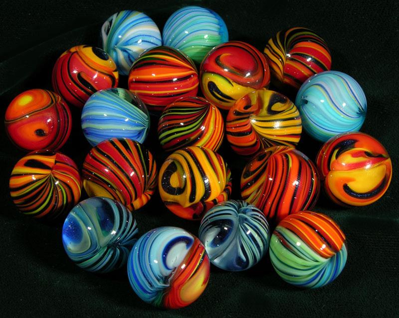 Bill's Marbles 1