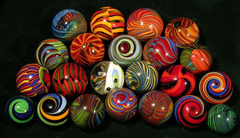 Bill's Marbles 7