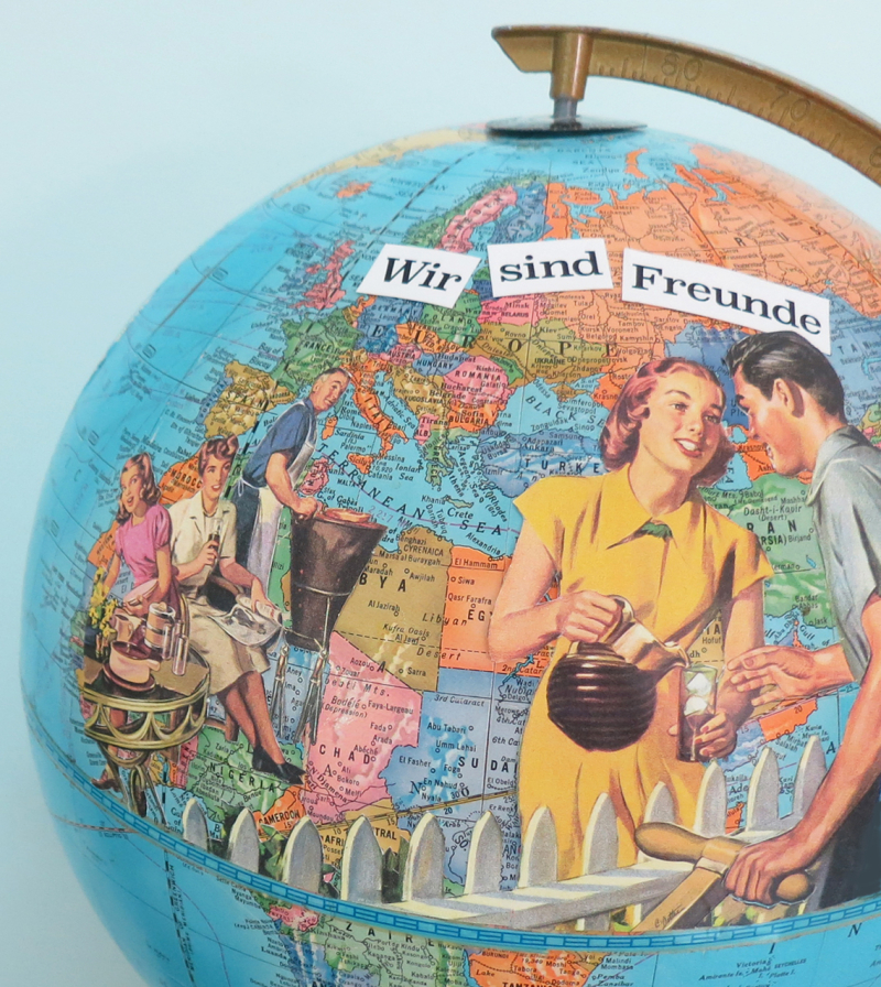 German Art Globe