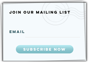 T-Party Mailing List Signup Box