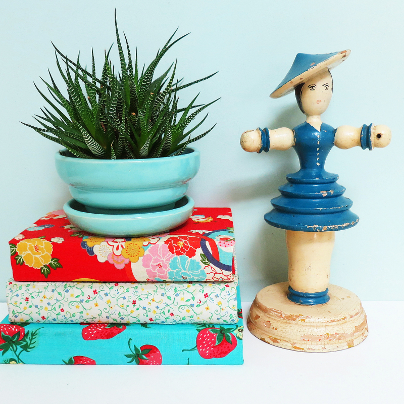 Wooden Lady vignette