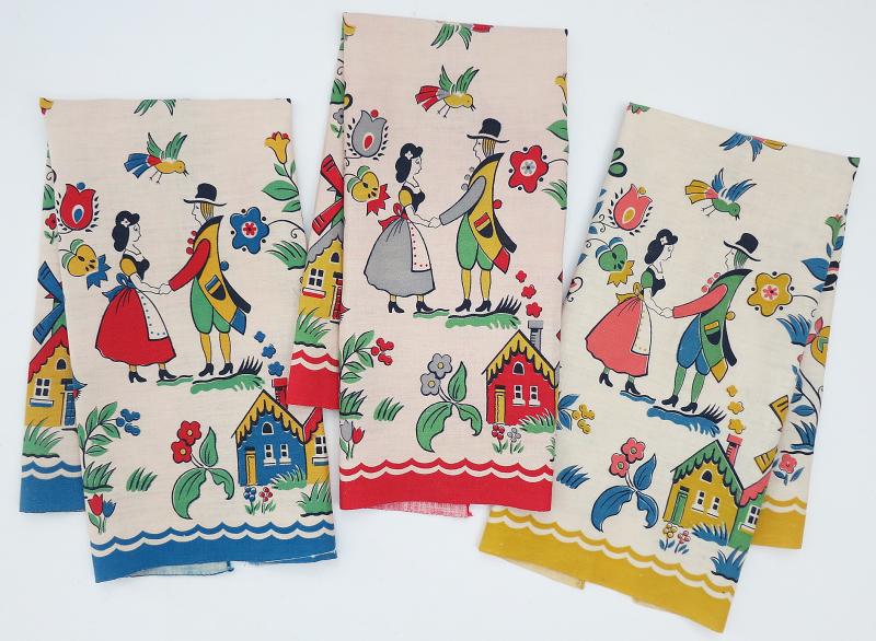 PA Dutch towels