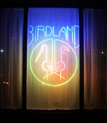 Birdlandneon